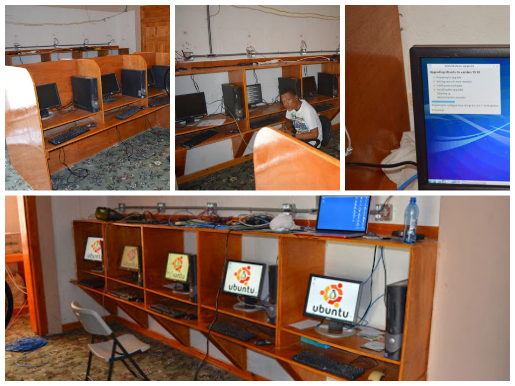 Computer Lab MOHI